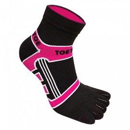 ToeToe ToeToe teensokken sport - Roze