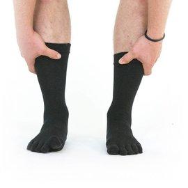 Funq Wear Amazing Care teensokken, heren - Zwart