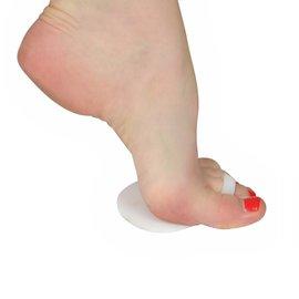 Living Feet Voorvoetsteun met teenring
