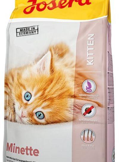Josera Kitten für die junge Katze