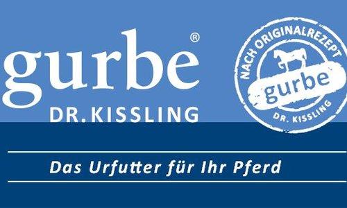 ORGINAL DR.KISSLING GURBE PFERDEFUTTER