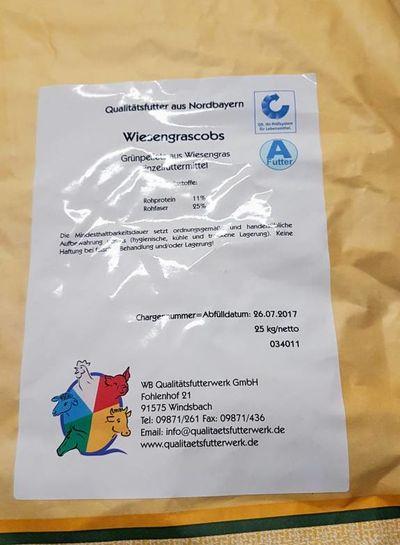 Wiesencobs 25 kg Windsbacher
