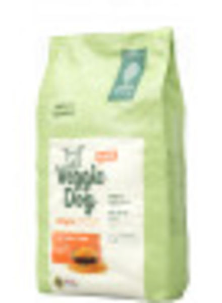 Green Petfood Veggie Dog Origin