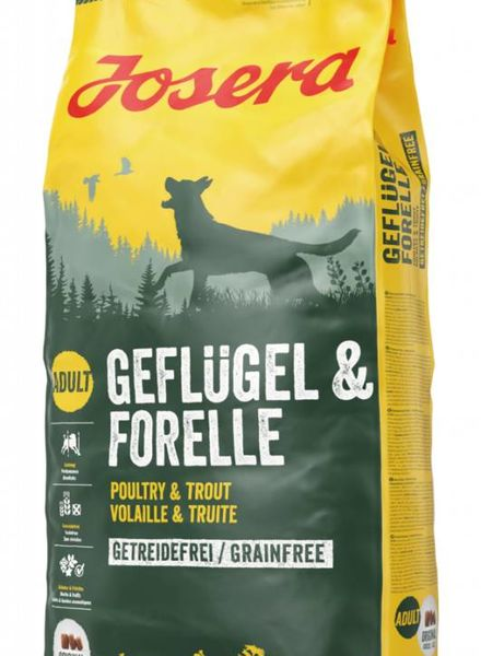 Josera Josera Geflügel & Forelle