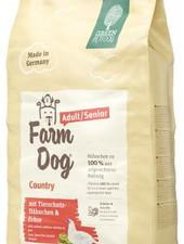 Green Petfood Farm Dog Country
