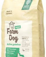 Green Petfood Farm Dog Active