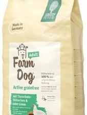 Green Petfood Farm Dog Active
