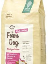 Green Petfood Farm Dog Mini Grainfree