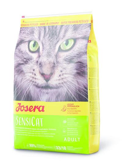 Josera SensiCat Josera für die sensible Katze
