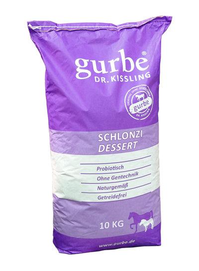 Dr.Kissling Gurbe Pferdefutter Dr.Kissling Schlonzi Dessert 10 kg