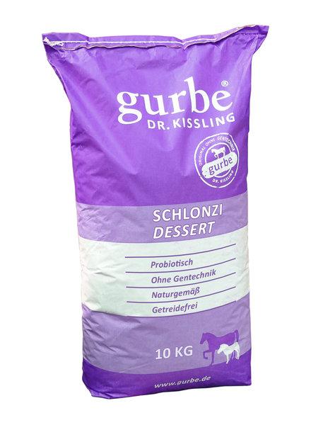 Dr.Kissling Gurbe Pferdefutter Gurbe Schlonzi  Dessert