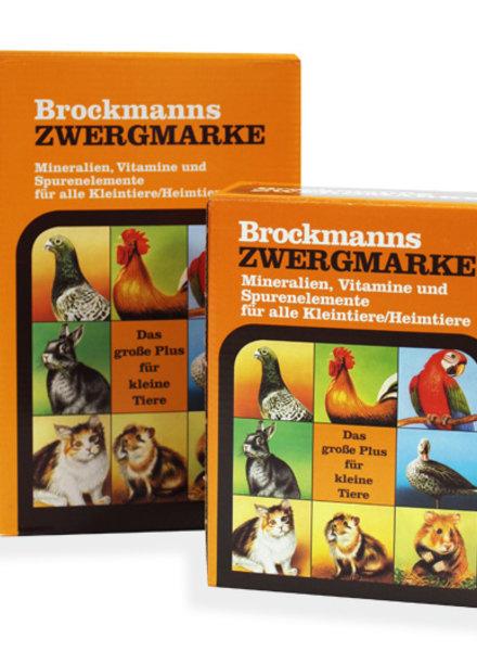 BROCKMANNS Brockmanns Zwergmarke Mineralfutter