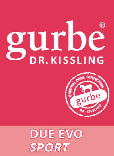 Dr.Kissling Gurbe Pferdefutter Due Evo Sport 20 kg