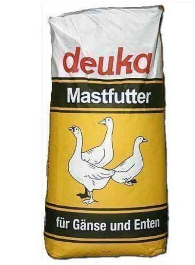 Deuka Gänse&Entenmastfutter Deuka 25 kg