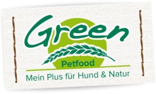 Vegetarisch und Vegane Ernährung für Hunde von Green Petfood.