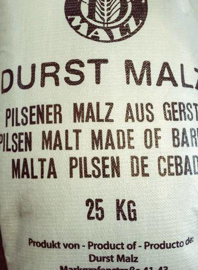 Kügler-Mühle Pilsner Gerstenmalz geschrotet 25 kg
