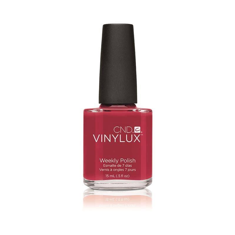 CND CND Vinylux Rouge Red