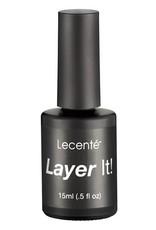 Lecenté Lecenté Layer It! Top Coat Gel 15ml