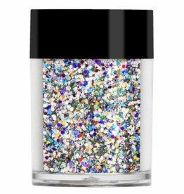 Lecenté Lecenté Silver Holographic Multi Glitz Glitter