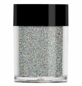 Lecenté Lecenté Silver Holographic Glitter