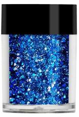 Lecenté Lecenté Sapphire Holographic Multi Glitz Glitter