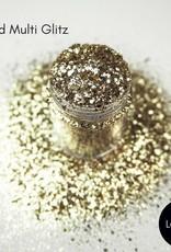Lecenté Lecenté Sand Multi Glitz Glitter