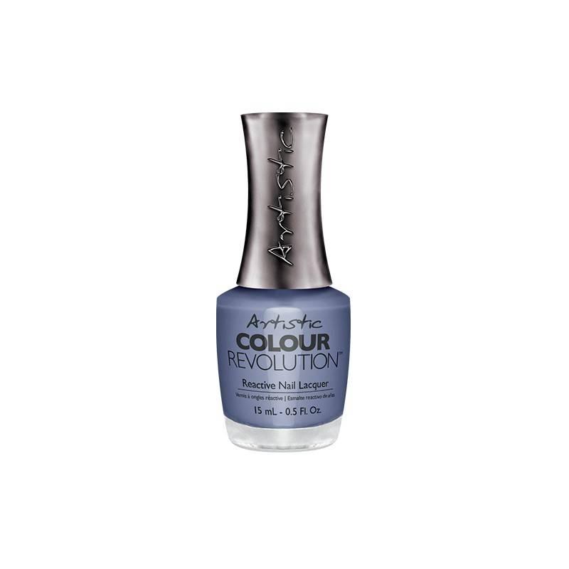 Artistic Nail Design Artistic color revolution Denimist