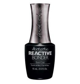 Artistic Nail Design Reactive Bonder Top Coat 15ml