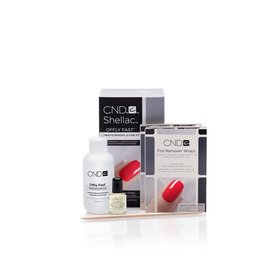 CND CND Shellac Offly Fast Removal & Care Kit
