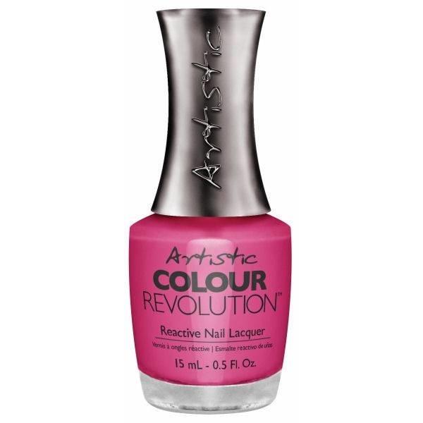 Artistic Nail Design Artistic Color revolution Flirty
