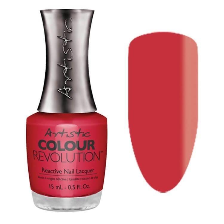 Artistic Nail Design Artistic Color revolution sexy