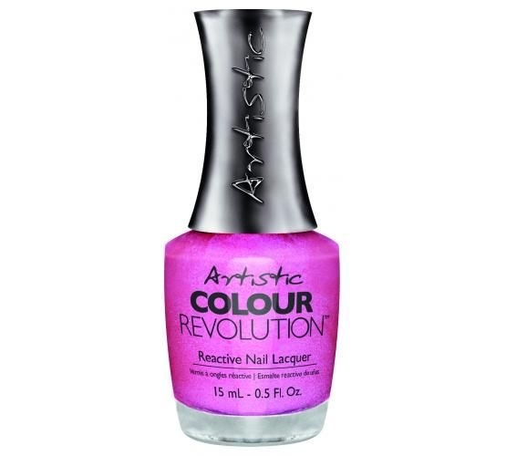 Artistic Nail Design Artistic Color revolution Everybody Flirts