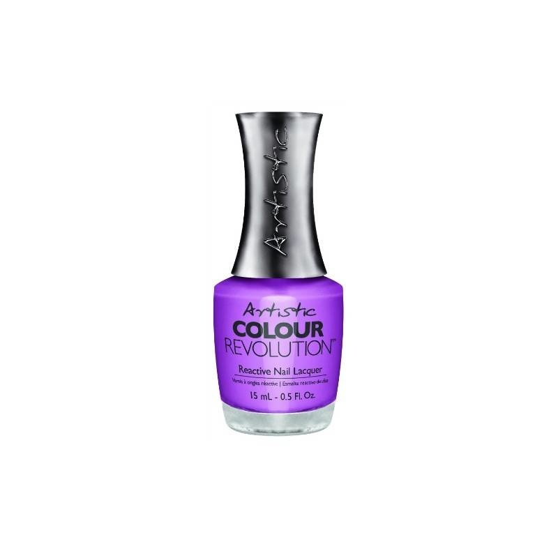 Artistic Nail Design Artistic colour revolution Petal To The Metal