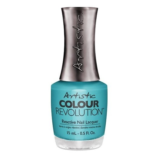 Artistic Nail Design Artistic colour revolution Resting Beach Face