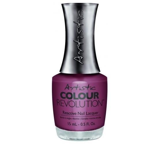 Artistic Nail Design Artistic Colour revolution Uptown