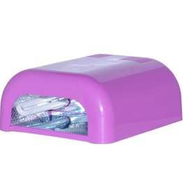 Bell'ure UV-lamp Purple 4x9 watt