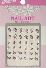 Bell'ure Nail Art Sticker 3D 115