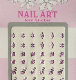 Bell'ure Nail Art Sticker 3D 116