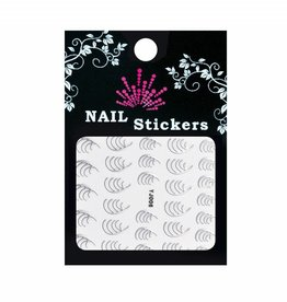 Bell'ure Nail Art Sticker Feathers