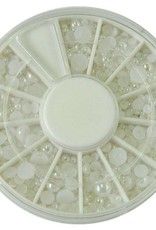 Bell'ure Carrousel Pearls White
