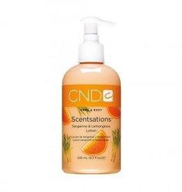 CND Scentsations Hand & Body  lotion Tangerine &Lemongrass 245ml