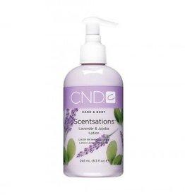 CND Scentsations Hand & Body  lotion Lavender & Jojoba 245ml