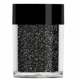Lecenté Lecente Rainbow Black Iridescent Glitter