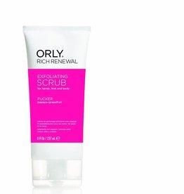 ORLY ORLY Rich Renewal Scrub Pucker 237ml