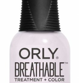 ORLY Luchtdoorlatende nagellak Breathable Light As A Feather 20909
