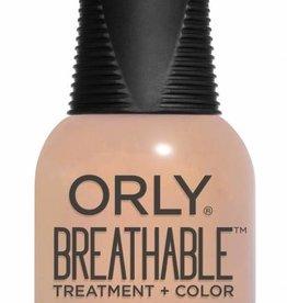 ORLY Luchtdoorlatende nagellak Breathable Nourishing Nude 20907