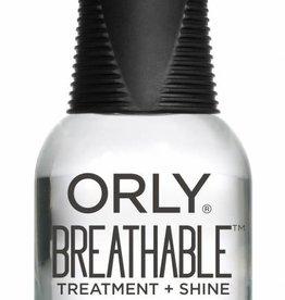 ORLY Luchtdoorlatende nagellak Breathable Treatment + Shine 24903