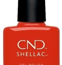 CND CND Shellac Hot Or Knot