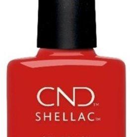 CND CND Shellac Devil Red