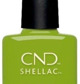CND CND Shellac Crisp Green